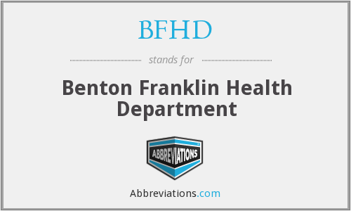 What does BFHD stand for?
