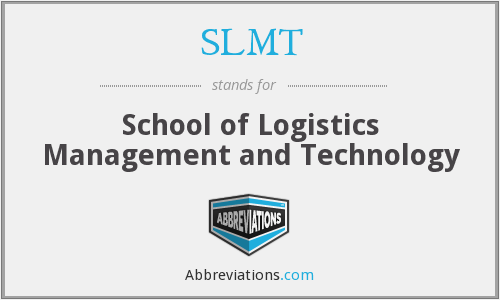 What does SLMT stand for?