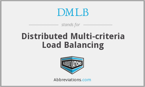 What does DMLB stand for?