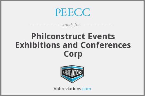PEECC - Philconstruct Events Exhibitions and Conferences Corp