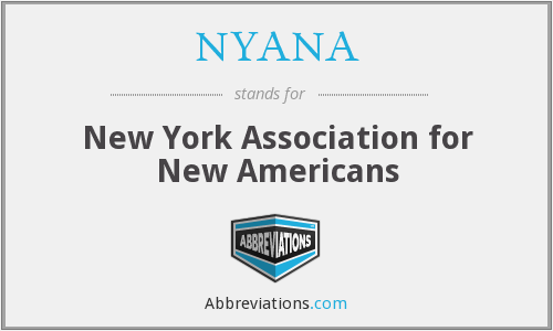 NYANA - New York Association for New Americans