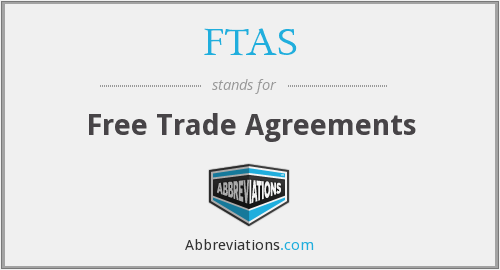 What does FTAS stand for?