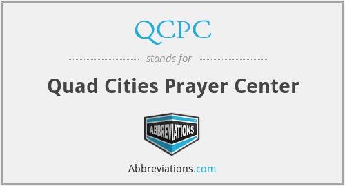 QCPC - Quad Cities Prayer Center