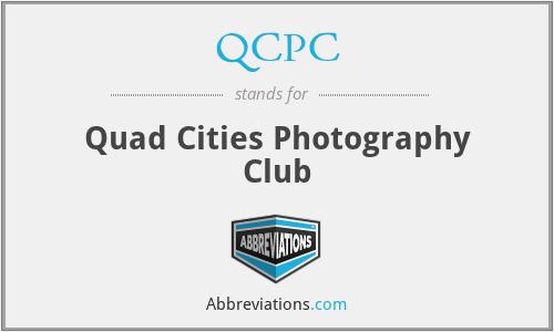 QCPC - Quad Cities Photography Club
