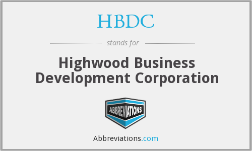 HBDC - Highwood Business Development Corporation
