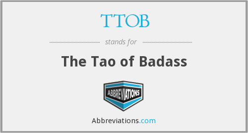 What does TTOB stand for?