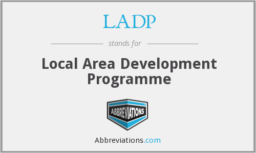 What does LADP stand for?