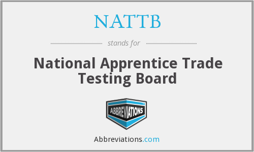 What does NATTB stand for?
