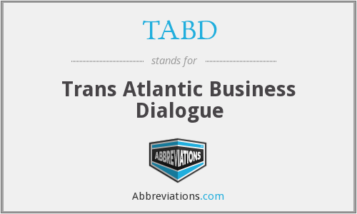 What does TABD stand for?