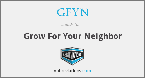 What does GFYN stand for?