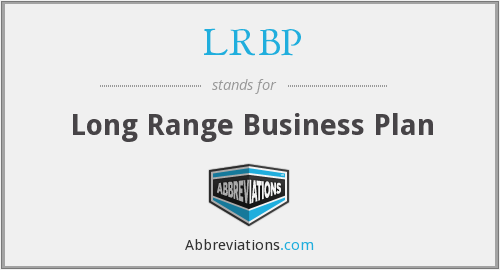 What does LRBP stand for?