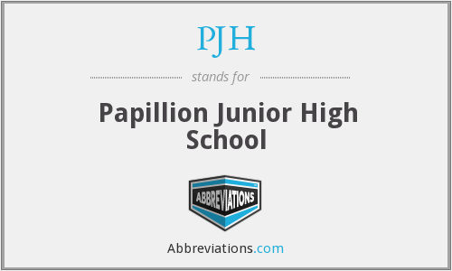 PJH - Papillion Junior High School