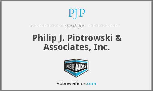 What does piotrowski stand for?