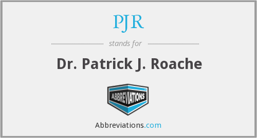 What does roache stand for?