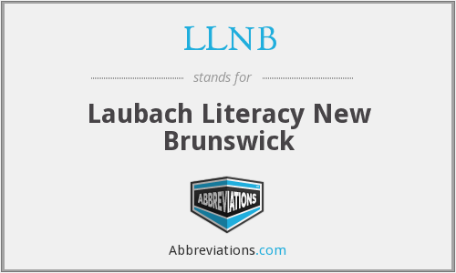 What does LLNB stand for?