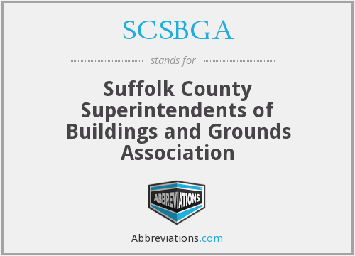 What does SCSBGA stand for?