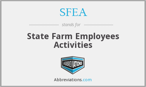 SFEA - State Farm Employees Activities