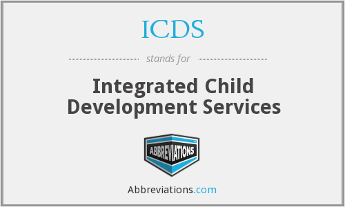 What does ICDS stand for?