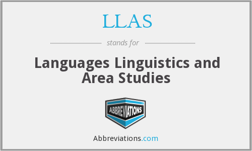 What does LLAS stand for?