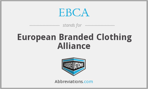 What does EBCA stand for?