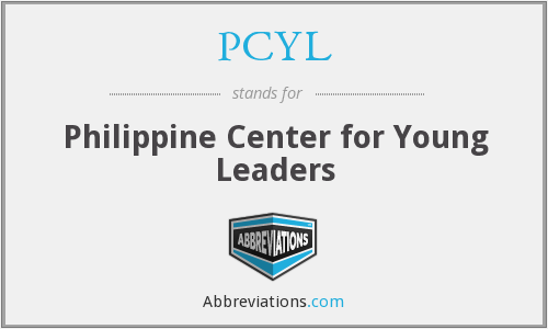 What does PCYL stand for?