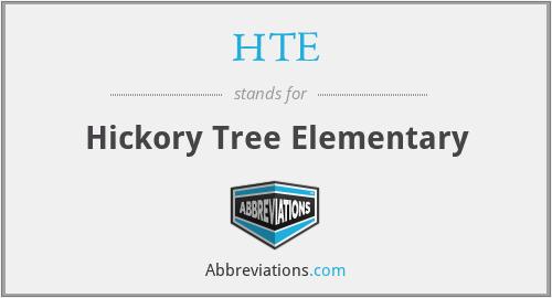 HTE - Hickory Tree Elementary