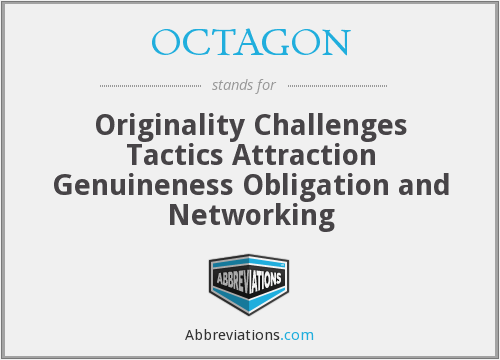 What does OCTAGON stand for?