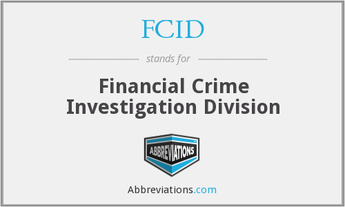 What does FCID stand for?