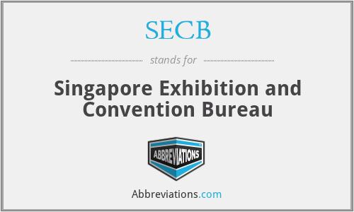 SECB - Singapore Exhibition and Convention Bureau