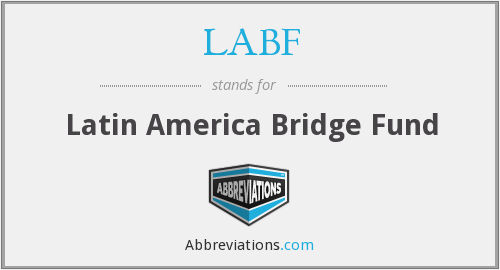 What does LABF stand for?