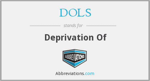 What does DOLS stand for?