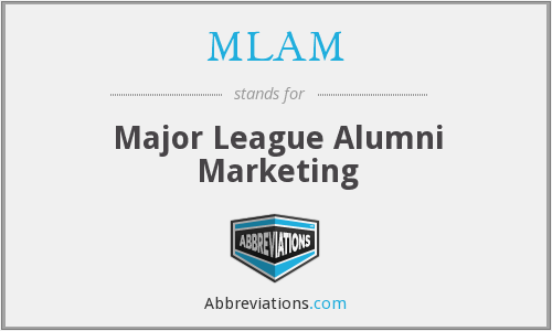 What does MLAM stand for?