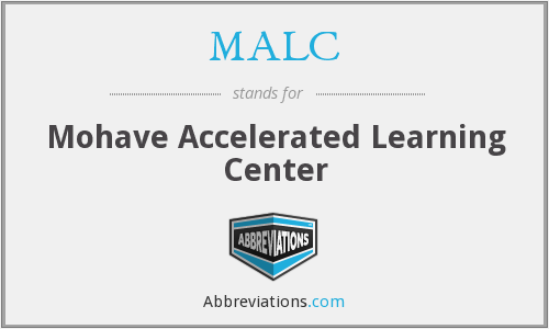 MALC - Mohave Accelerated Learning Center