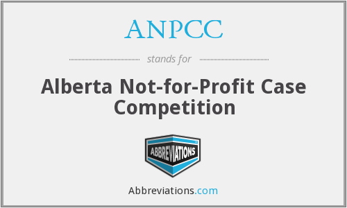 What does ANPCC stand for?