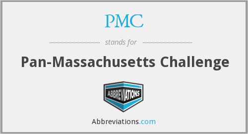 PMC - Pan-Massachusetts Challenge
