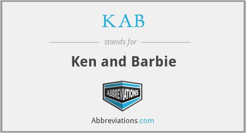 KAB - Ken and Barbie