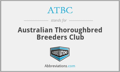 ATBC - Australian Thoroughbred Breeders Club