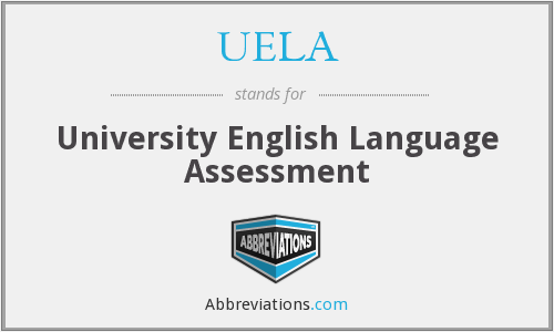 What does UELA stand for?