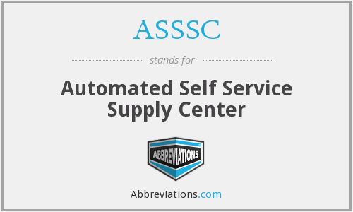 What does ASSSC stand for?