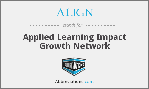 What does ALIGN stand for?