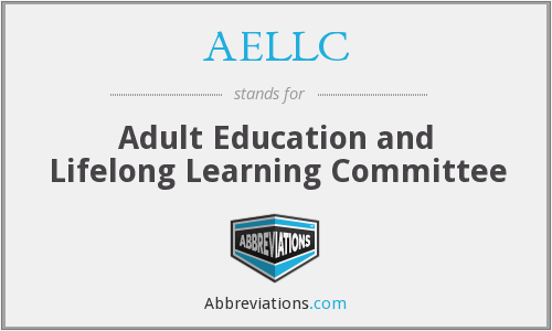What does AELLC stand for?