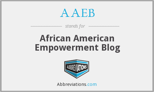 What does AAEB stand for?