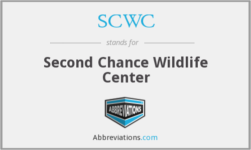 What does SCWC stand for?