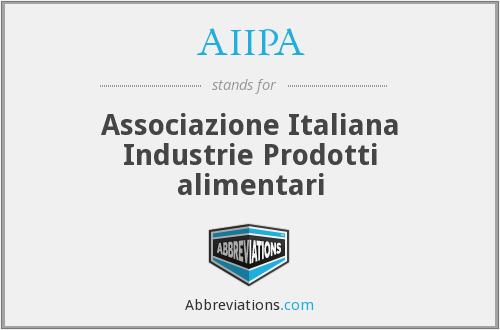 What does AIIPA stand for?