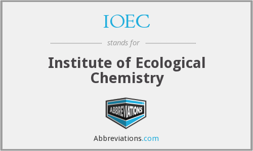 What does IOEC stand for?