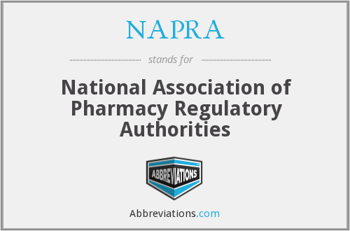 What does NAPRA stand for?