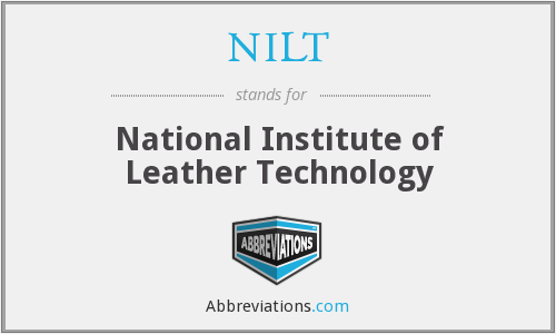 What does NILT stand for?