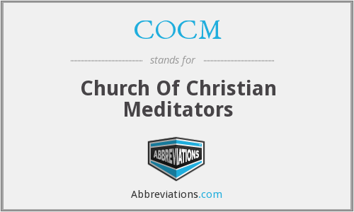 What does COCM stand for?