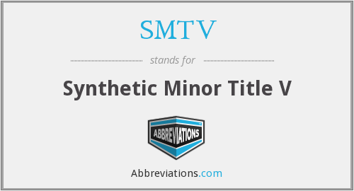 What does SMTV stand for?