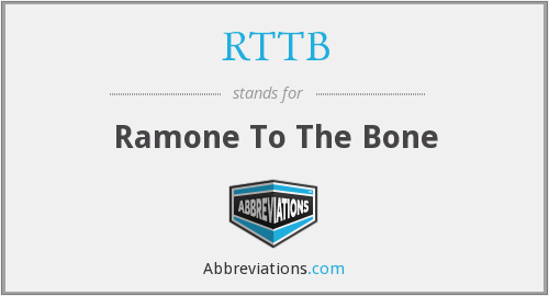 What does RTTB stand for?